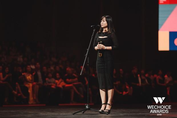 Siêu trí tuệ Việt Nam chính thức được vinh danh là TV Show của năm tại WeChoice Awards 2019 - Ảnh 4.