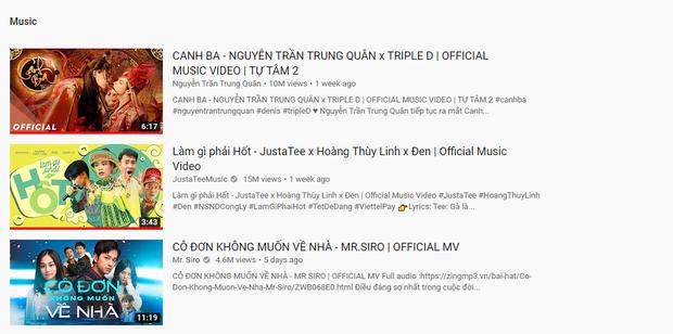 Màn kết hợp với Hương Giang tại WeChoice Awards 2019 quá viral, Canh Ba của Nguyễn Trần Trung Quân băng băng quán quân iTunes, top 1 trending Music! - Ảnh 5.