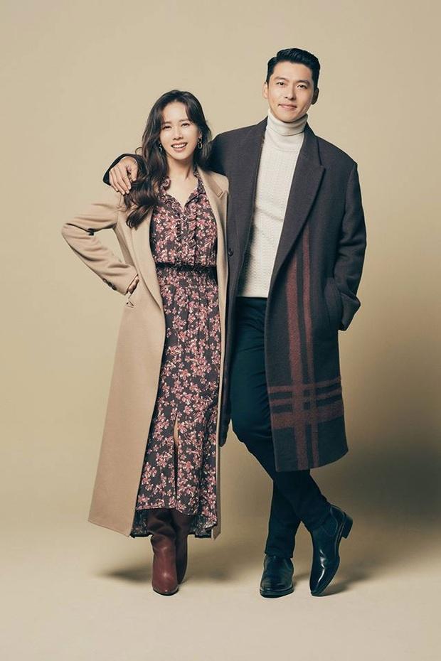 Tài tử Hyun Bin chính thức có động thái cực căng sau khi tin đồn kết hôn với Son Ye Jin và bê bối săn gái - Ảnh 1.
