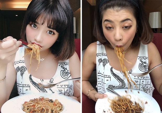 Người mẫu Thái Lan gây sốt bằng bộ ảnh Instagram vs thực tế khoe nhan sắc xinh hết nút đi kèm với sự thật hết hồn - Ảnh 5.