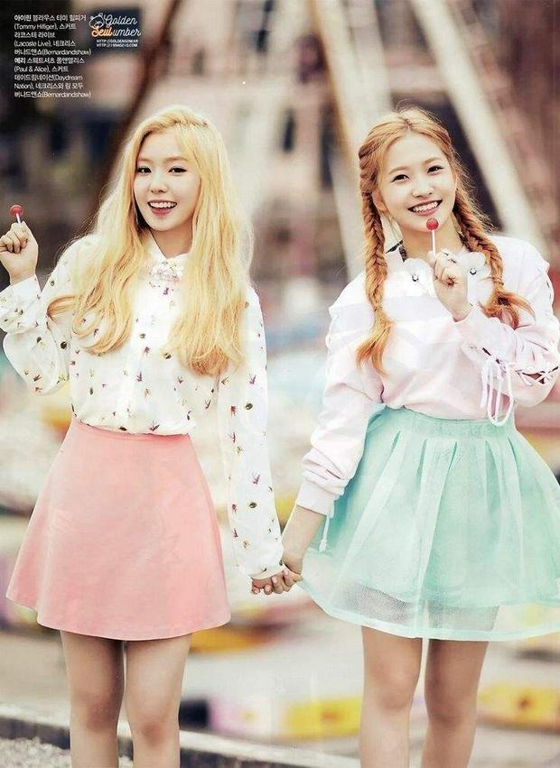 Những nhóm nhạc Kpop khoảnh cách tuổi nhiều đến khó tin: Irene - Yeri cách nhau 8 tuổi vẫn chưa sốc bằng 2NE1 - Ảnh 2.