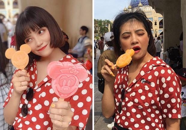 Người mẫu Thái Lan gây sốt bằng bộ ảnh Instagram vs thực tế khoe nhan sắc xinh hết nút đi kèm với sự thật hết hồn - Ảnh 9.