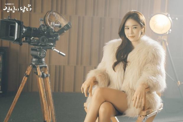 Nữ phụ quốc dân Yoo In Na: Nhan sắc nở muộn ở tuổi U40, cao 1m65 mà body nuột đến mức không cần photoshop - Ảnh 6.