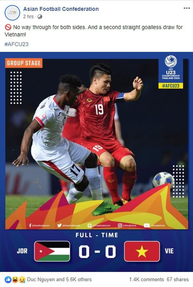 Fan Thái Lan tìm mọi mưu hèn kế bẩn để châm chọc Việt Nam sau trận hòa với U23 Jordan - Ảnh 1.