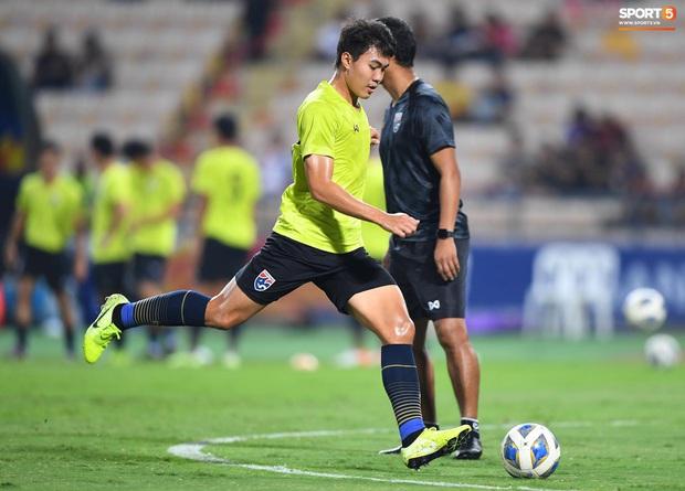 Xuất sắc cầm hòa Iraq, đội tuyển Thái Lan lần đầu tiên trong lịch sử vượt qua vòng bảng giải U23 châu Á - Ảnh 23.