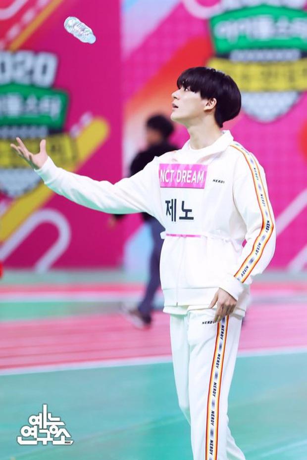 Vắng Tzuyu (TWICE), mỹ nam SF9 khiến fan điên đảo khi kế thừa ngôi Vị thần bắn cung tại đại hội thể thao Idol - Ảnh 9.