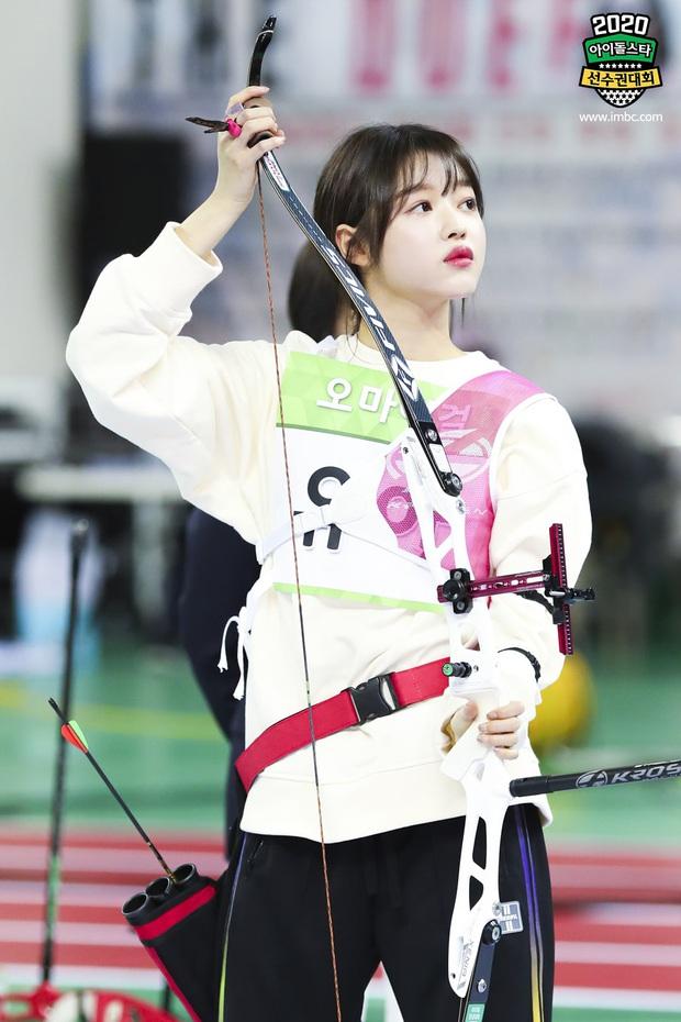 Vắng Tzuyu (TWICE), mỹ nam SF9 khiến fan điên đảo khi kế thừa ngôi Vị thần bắn cung tại đại hội thể thao Idol - Ảnh 15.