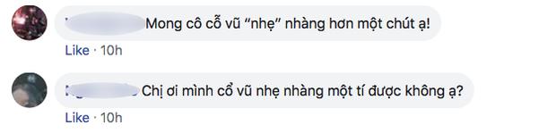 Nhiều người tràn vào Facebook cá nhân để sỉ nhục nữ CĐV cầm loa hát Bay lên trời là em bay ra ngoài: Fan bóng đá có văn hóa thì không làm thế - Ảnh 16.