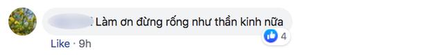 Nhiều người tràn vào Facebook cá nhân để sỉ nhục nữ CĐV cầm loa hát Bay lên trời là em bay ra ngoài: Fan bóng đá có văn hóa thì không làm thế - Ảnh 5.