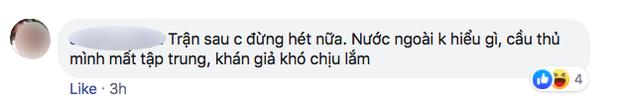 Nhiều người tràn vào Facebook cá nhân để sỉ nhục nữ CĐV cầm loa hát Bay lên trời là em bay ra ngoài: Fan bóng đá có văn hóa thì không làm thế - Ảnh 12.