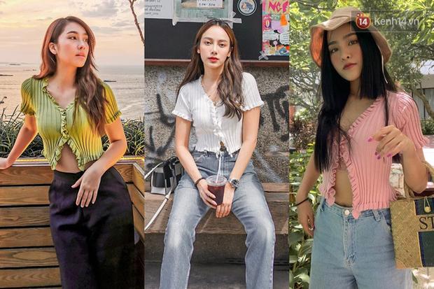 """Jennie chính là """"thánh tạo trend"""" của 2019: Sao Việt và hot girl châu Á copy rần rần, các shop may bắt chước đồ y chang - Ảnh 8."""