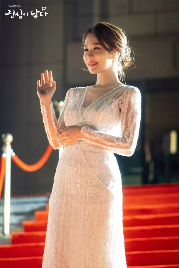 Nữ phụ quốc dân Yoo In Na: Nhan sắc nở muộn ở tuổi U40, cao 1m65 mà body nuột đến mức không cần photoshop - Ảnh 12.
