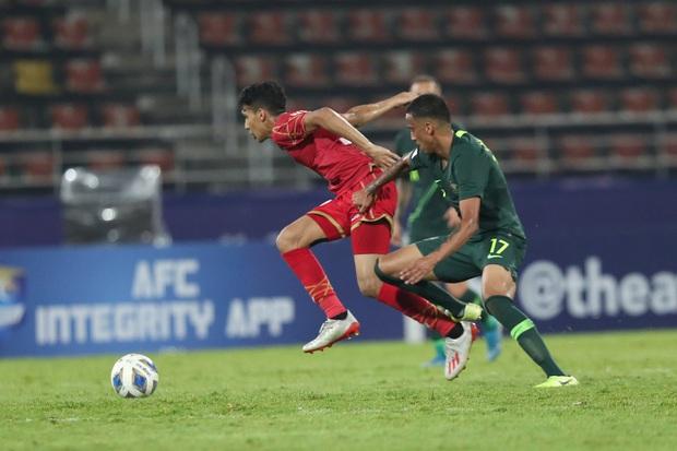 Xuất sắc cầm hòa Iraq, đội tuyển Thái Lan lần đầu tiên trong lịch sử vượt qua vòng bảng giải U23 châu Á - Ảnh 4.