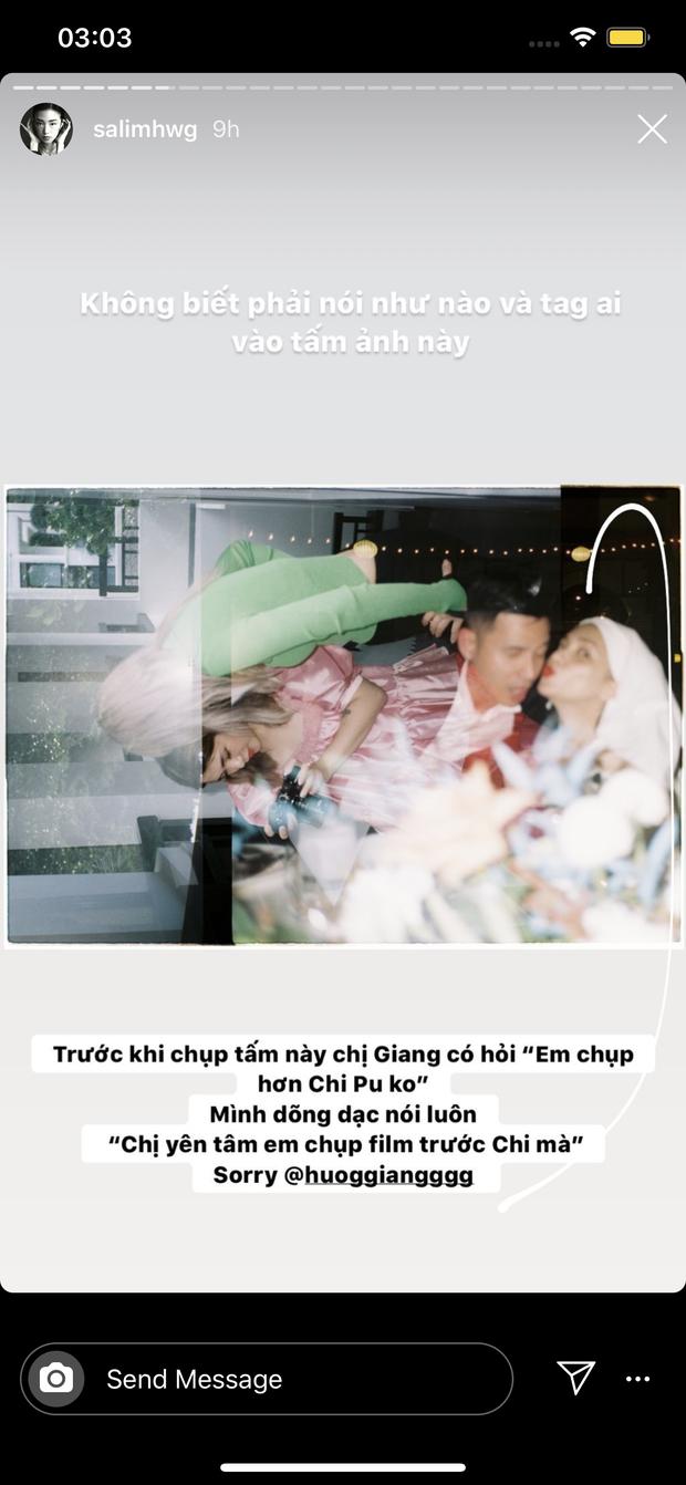 Học bạn thân Chi Pu chụp ảnh film, Salim có ngay bộ ảnh khiến ai cũng bật cười: Toang như này thôi cứ chụp điện thoại cho lành nhé cô ơi! - Ảnh 6.