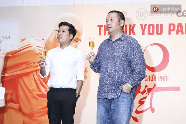 Quang Huy: Không ai khùng mà đem chuyện kiểm duyệt ra PR phim cả! - Ảnh 2.