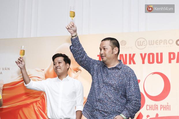 Trường Giang Một triệu đô không nghĩa lý gì, sẽ không may nếu phát hành trên youtube, đạo diễn Quang Huy tuyên bố không phát hành 30 Chưa Phải Tết nếu bị cắt nát - Ảnh 5.