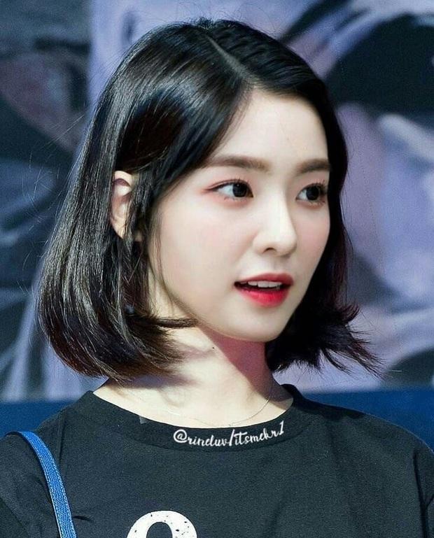 """Tết nhất đến nơi Irene còn chưa kịp làm tóc thì fan đã chế ảnh """"nữ thần tóc ngắn"""" thay cho idol - Ảnh 1."""