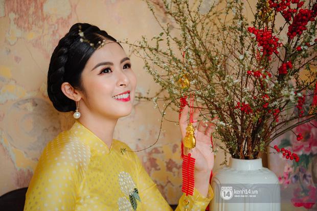 Hoa hậu Ngọc Hân nhìn lại một thập kỷ đăng quang, lần đầu lên tiếng xác nhận về danh tính bạn trai từng bị đồn đoán đã lâu - Ảnh 1.