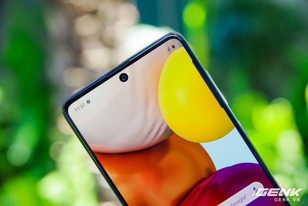 Samsung chính thức ra mắt Galaxy A71: 4 camera lên tới 64MP, pin 4500mAh, sạc nhanh 25W giá 10,49 triệu  - Ảnh 11.