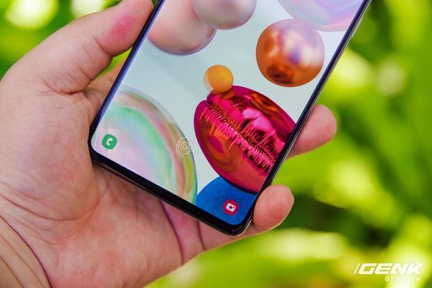 Samsung chính thức ra mắt Galaxy A71: 4 camera lên tới 64MP, pin 4500mAh, sạc nhanh 25W giá 10,49 triệu  - Ảnh 12.