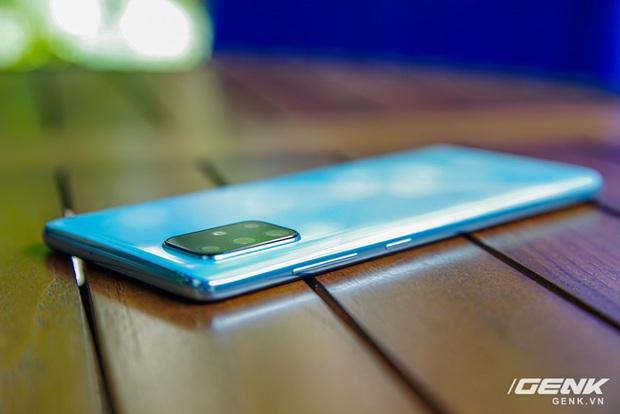 Samsung chính thức ra mắt Galaxy A71: 4 camera lên tới 64MP, pin 4500mAh, sạc nhanh 25W giá 10,49 triệu  - Ảnh 16.