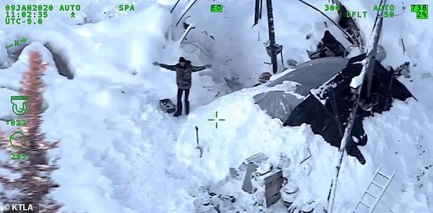 Nhà cháy tan tành, người đàn ông vẫn sống sót ngoạn mục sau 3 tuần mắc kẹt trong vùng tuyết -40 độ C - Ảnh 3.