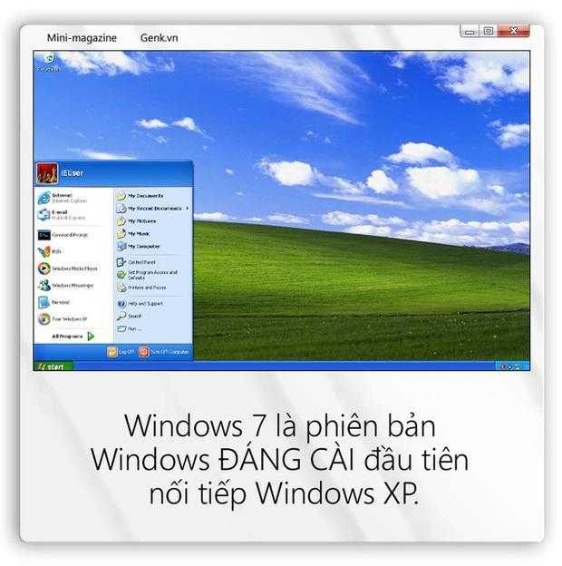 Đã đến ngày Windows 7 phải chết: Vì sao chúng ta yêu quý bản Windows này đến thế? - Ảnh 4.