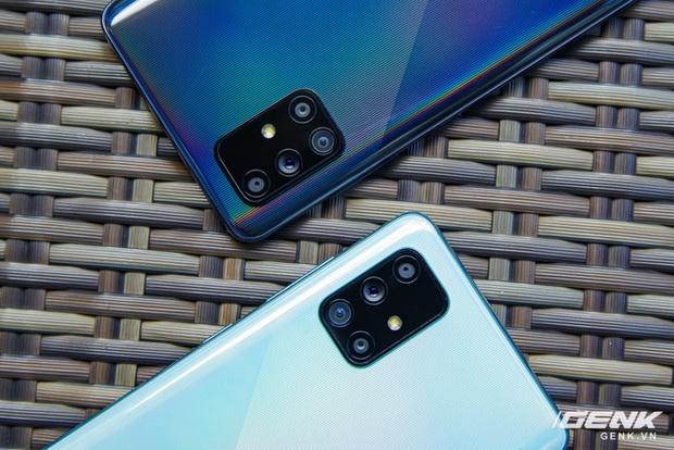 Samsung chính thức ra mắt Galaxy A71: 4 camera lên tới 64MP, pin 4500mAh, sạc nhanh 25W giá 10,49 triệu  - Ảnh 5.