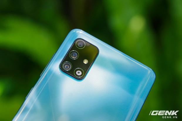 Samsung chính thức ra mắt Galaxy A71: 4 camera lên tới 64MP, pin 4500mAh, sạc nhanh 25W giá 10,49 triệu  - Ảnh 6.