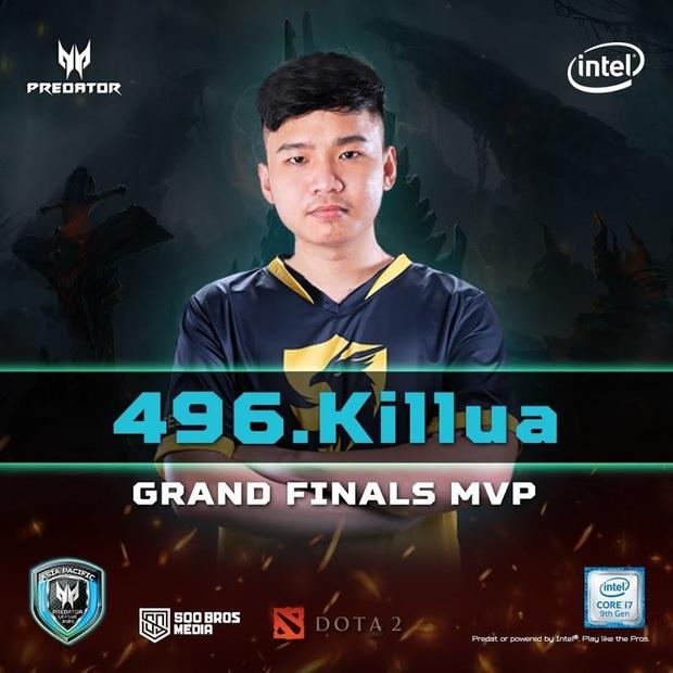 496 đang là thế lực vô đối của Dota2 Việt Nam khi vô địch Predator League 2020 với thành tích bất bại - Ảnh 2.