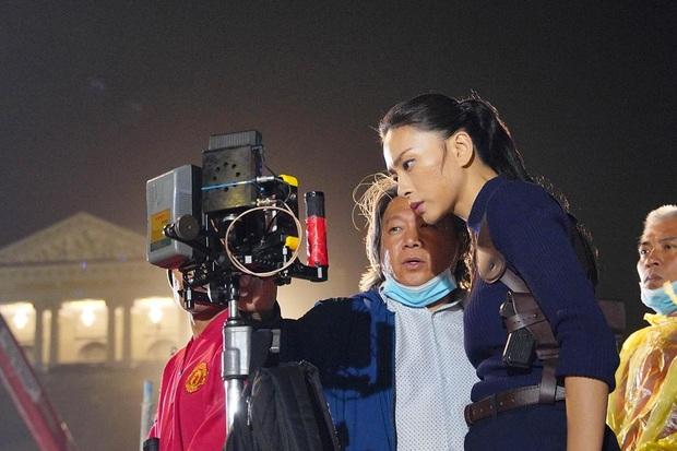 Ngô Thanh Vân gia nhập đường đua phim Tết nhưng được chú ý nhất lại là ngoại hình đặc biệt của nam chính - Ảnh 8.