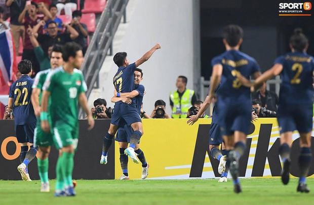Giúp U23 Thái Lan lập kỳ tích, HLV Nhật Bản nổ tưng bừng: Đừng lấy SEA Games làm thước đo cho chúng tôi - Ảnh 2.