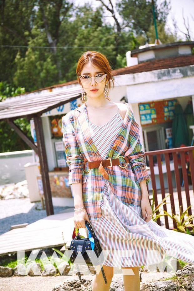 Nữ phụ quốc dân Yoo In Na: Nhan sắc nở muộn ở tuổi U40, cao 1m65 mà body nuột đến mức không cần photoshop - Ảnh 9.