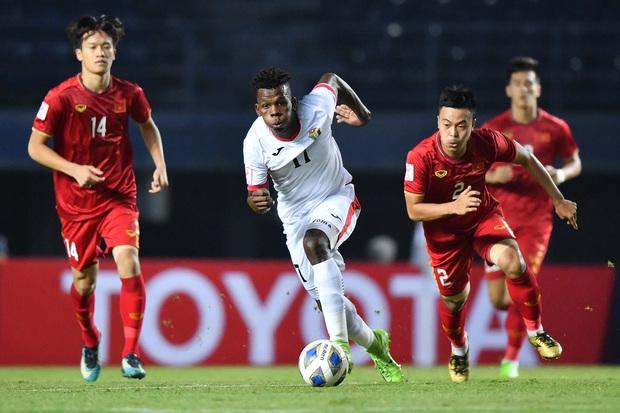 U23 Việt Nam đã nghèo còn gặp cái eo: Nguy cơ mất hậu vệ trái số 1 trước trận quyết đấu với Triều Tiên - Ảnh 1.