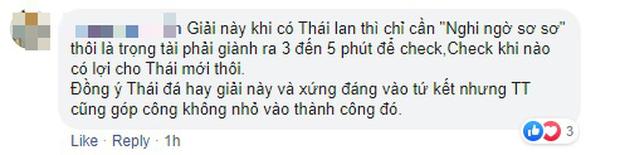 Góc lý giải: Vì sao đối thủ để bóng chạm tay trong vòng cấm nhưng Thái Lan được hưởng phạt đền còn Việt Nam thì không? - Ảnh 2.