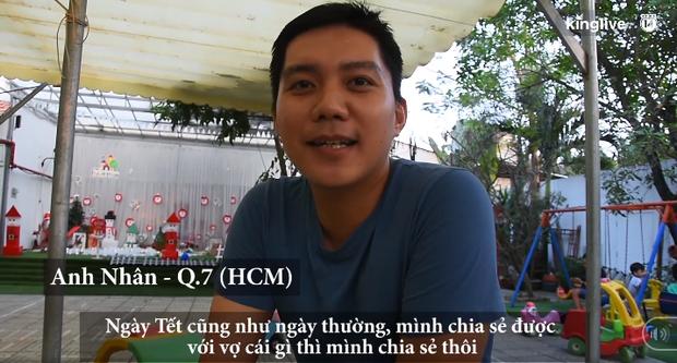 Clip các ông chồng nói về chuyện dọn nhà đón Tết: Đó là nhiệm vụ và trách nhiệm của người vợ - Ảnh 4.