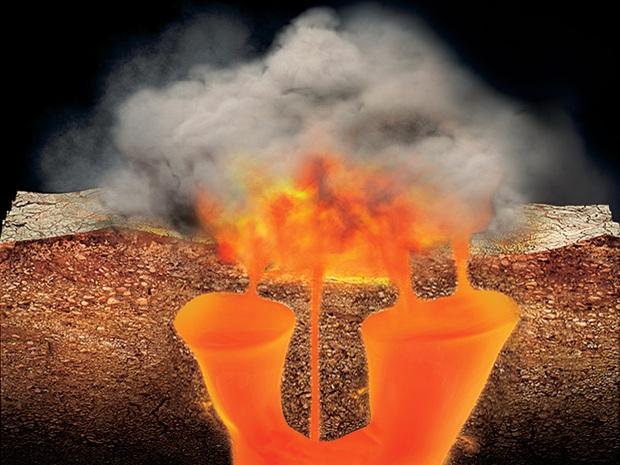 Chuyện gì sẽ xảy ra khi siêu núi lửa lớn nhất châu Mỹ bùng nổ ngay lúc này? Câu trả lời gói gọn trong 4 từ: thảm họa toàn cầu - Ảnh 3.