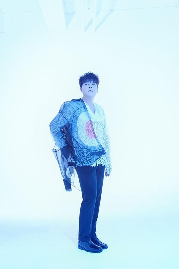 Dạt ra cho các ông chú Super Junior comeback: Người hở ngực săn chắc, người râu ria xồm xoàm, người... kín như bưng - Ảnh 5.
