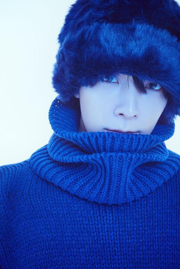 Dạt ra cho các ông chú Super Junior comeback: Người hở ngực săn chắc, người râu ria xồm xoàm, người... kín như bưng - Ảnh 6.