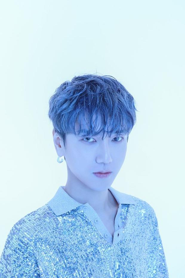 Dạt ra cho các ông chú Super Junior comeback: Người hở ngực săn chắc, người râu ria xồm xoàm, người... kín như bưng - Ảnh 11.