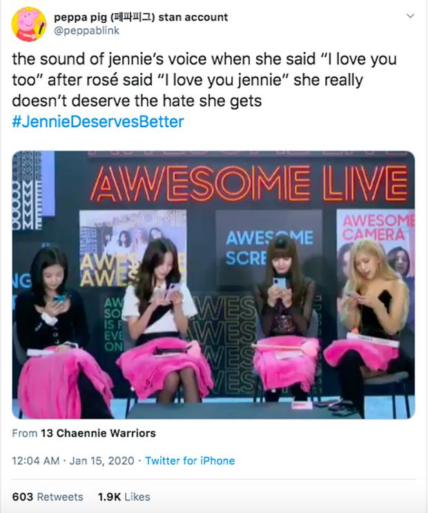 Fan toàn cầu quyết đòi lại công bằng sau loạt clip Jennie (BLACKPINK) có biểu hiện như sắp khóc trên sóng livestream - Ảnh 9.