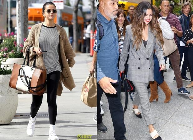 Selena Gomez xuống sắc là do không thích bung lụa mà thôi, chứ một khi đã nhích thì sẽ đẹp lồng lộn ai cũng phải đổ - Ảnh 3.