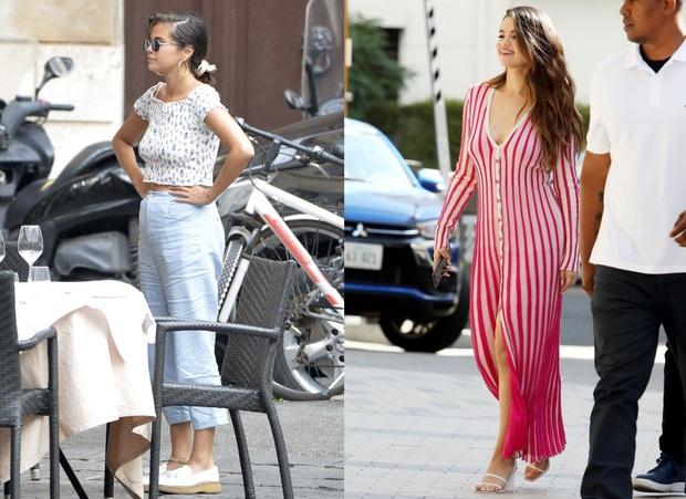 Selena Gomez xuống sắc là do không thích bung lụa mà thôi, chứ một khi đã nhích thì sẽ đẹp lồng lộn ai cũng phải đổ - Ảnh 4.
