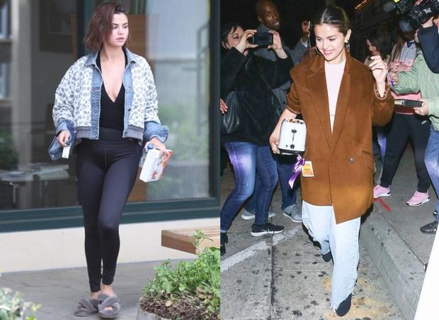 Selena Gomez xuống sắc là do không thích bung lụa mà thôi, chứ một khi đã nhích thì sẽ đẹp lồng lộn ai cũng phải đổ - Ảnh 5.