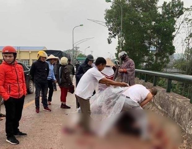 Bắt nghi phạm chặn xe máy chém liên tiếp vào người phụ nữ chở theo con nhỏ ở Thái Nguyên - Ảnh 1.