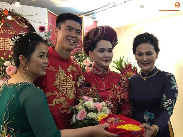 Trước khi về nhà Duy Mạnh, Quỳnh Anh được bà ngoại tặng 10 cây vàng - Ảnh 5.