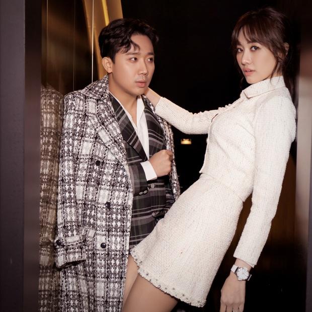 Trấn Thành - Hari Won tung bộ ảnh mừng Bố già đại thắng, phá kỷ lục Youtube: Đúng là cặp sống ảo đầu tư nhất nhì Vbiz! - Ảnh 5.