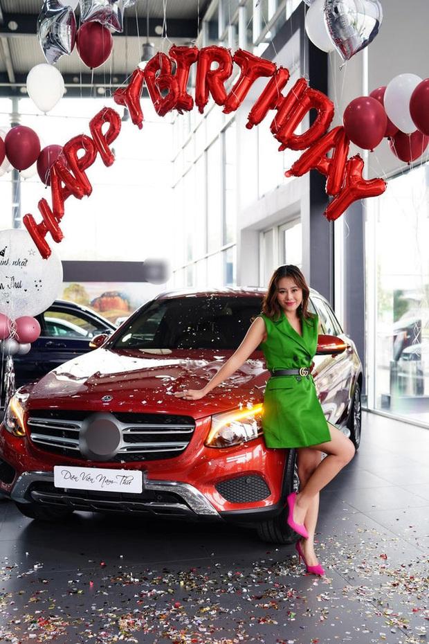 Bị soi không có nổi 1 triệu trong túi nhưng tháng trước vừa tậu xe sang 2 tỷ, Nam Thư chính thức lên tiếng - Ảnh 3.