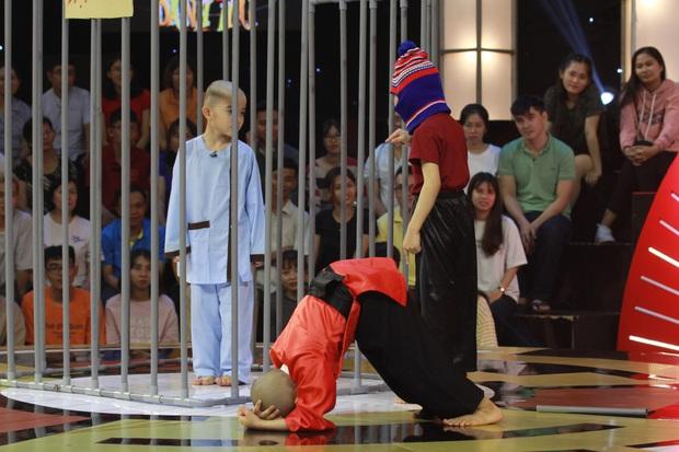 5 chú tiểu Bồng Lai trở lại, diễn 15 vòng khiến Trấn Thành cười sặc sụa, ẵm luôn 150 triệu đồng! - Ảnh 5.