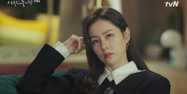 4 điểm trùng hợp của Son Ye Jin và mợ chảnh Chun Song Yi: Cùng biên kịch nên Crash Landing On You lặp lại công thức? - Ảnh 6.